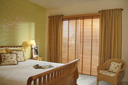St Louis Faux Wood Blinds