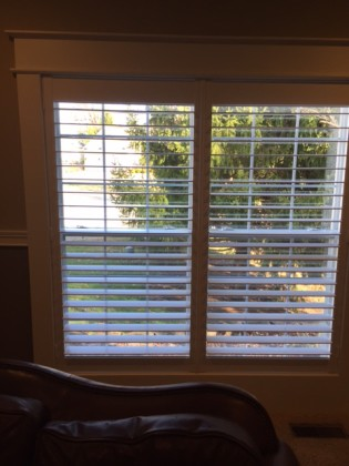 Plantation Shutters Split Tilt Vs Divider Rail Fenton