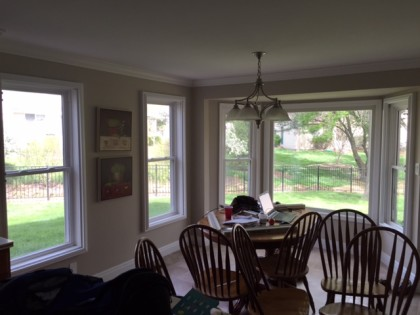 Faux Wood Plantation Shutters in Chesterfield - St. Louis ...