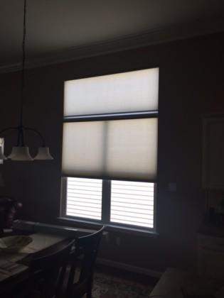 Large Plantation Shutter in Wentzville - St. Louis Blinds ...
