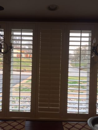 Plantation Shutters Split Tilt Vs Divider Rail Split Tilt